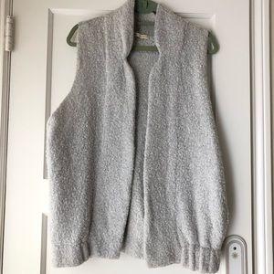 Lauren Manoogian alpaca vest, size small